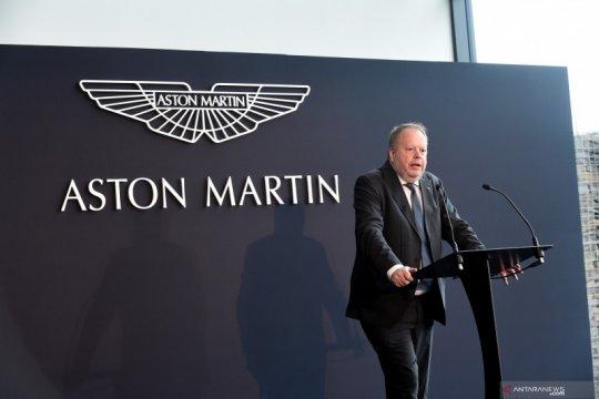 CEO Mercedes-AMG Tobias Moers akan jadi bos Aston Martin?