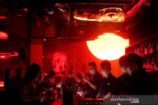 Tempat hiburan malam di Shanghai dibuka kembali