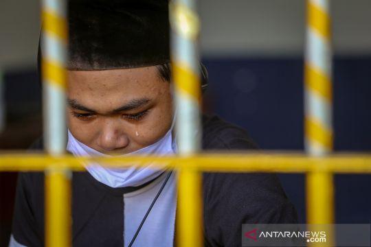 Silaturahmi virtual warga binaan di Lapas Anak Tangerang