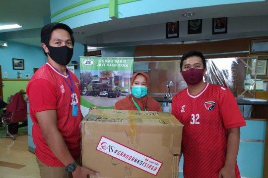 Garuda Aksi Siaga siapkan ribuan paket APD untuk rumah sakit rujukan COVID-19