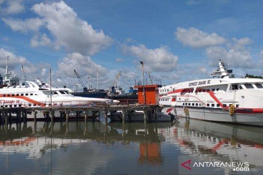 Kapal cepat rute Tanjung Pandan-Pangkalbalam akan beroperasi