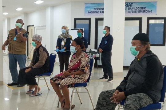 Warga positif COVID-19 di Papua Barat didominasi usia produktif