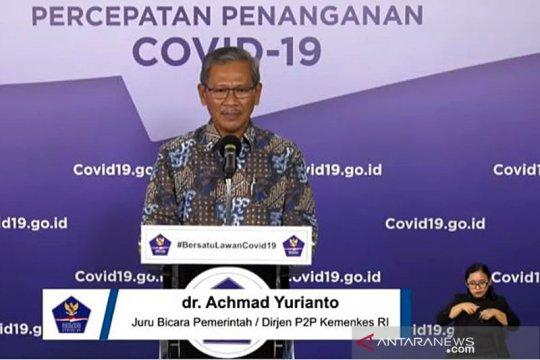Jubir: Pasien sembuh dari COVID-19 terus bertambah jadi 8.406 orang
