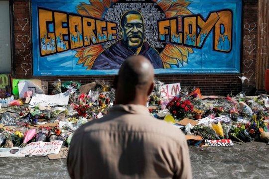 Istri dan putri George Floyd inginkan keadilan