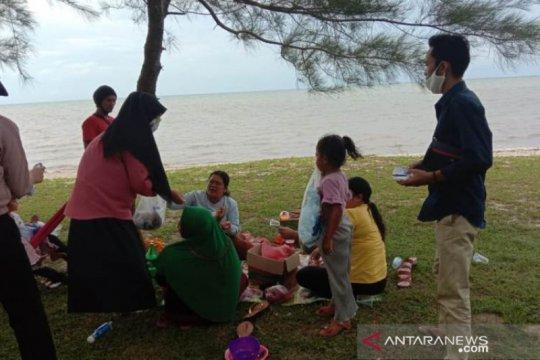 Objek wisata di Bangka Tengah ditutup guna cegah penyebaran virus COVID-19