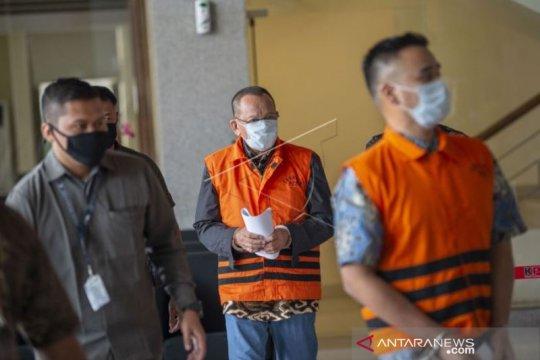 KPK TANGKAP NURHADI SETELAH BURON HAMPIR 4 BULAN LALU