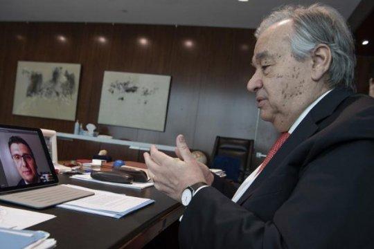 Koalisi pimpinan Arab Saudi di Yaman dikeluarkan dari daftar hitam PBB