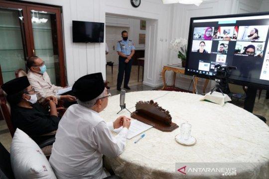 Wapres Ma'ruf: Hak calon jamaah haji yang batal berangkat tidak hilang