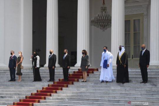 Presiden terima surat kepercayaan tujuh duta besar untuk Indonesia