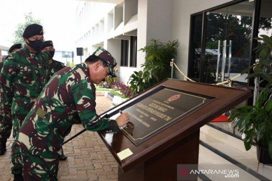 Panglima TNI resmikan gedung Markas Koopssus