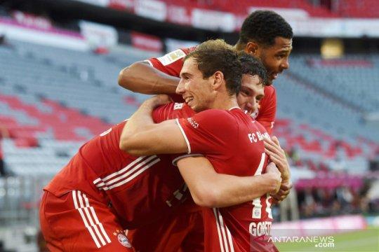 Klasemen Liga Jerman setelah Bayern Munich kunci gelar juara