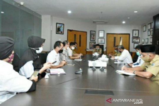 Gubernur Erzaldi fasilitasi pertemuan PHRI dengan PLN Babel