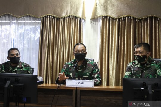 TNI AU akan ganti rugi rumah warga rusak tertimpa pesawat jatuh