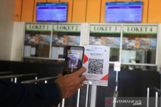 Simulasi pembelian tiket wisata nontunai