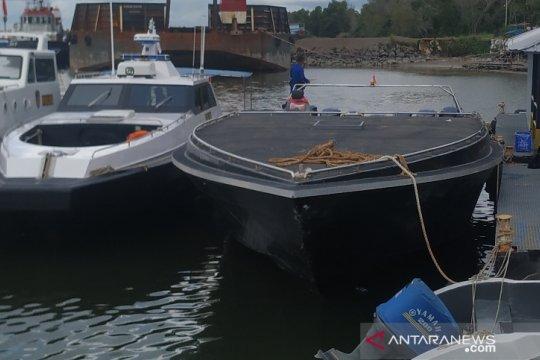 Polda Babel upayakan kapal penyeludup berkecepatan tinggi jadi investaris
