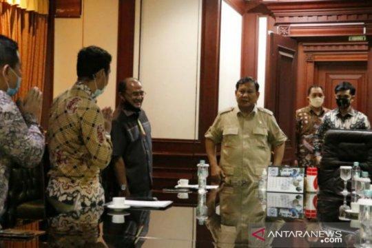 Menteri Pertahanan siapkan rencana strategis untuk Bangka Belitung