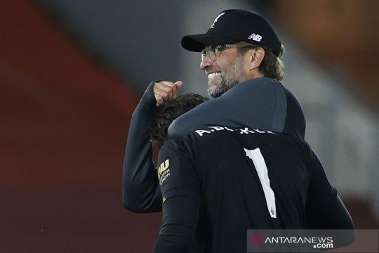 Juergen Klopp mengatakan dirinya pasang badan atas hasil buruk Liverpool