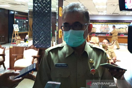Vaksinasi tenaga kesehatan di Jateng sudah 54,6 persen