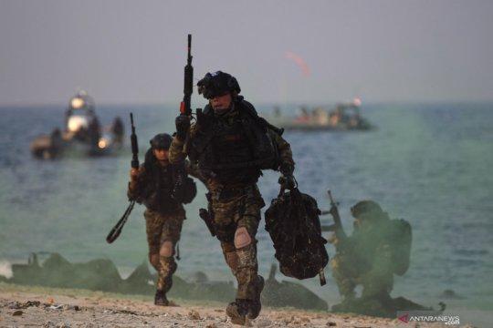 Latihan Peperangan Laut Khusus 2020