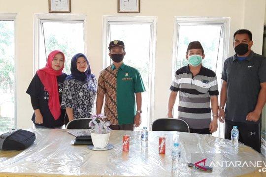 Anggota DPRD Bangka monev PPDB ke SMP Negeri 2