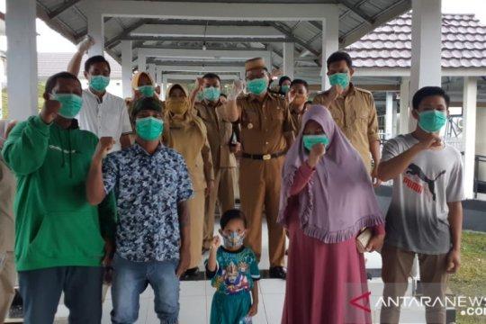 Cerita pasien sembuh positif COVID-19 di Gorontalo Utara