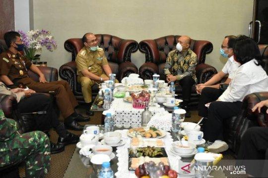 Menteri Koperasi dan UKM Republik Indonesia Kunjungi Babel