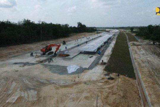 Kementerian PUPR targetkan Tol Padang-Sicincin beroperasi Desember 2021