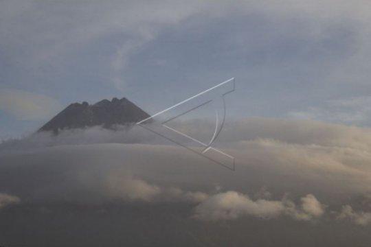 Deformasi Gunung Merapi belum mengubah jarak bahaya