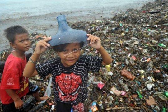 TIMBUNAN SAMPAH INDONESIA 2020