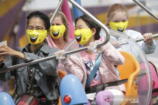 Playland Amusement Park dibuka kembali untuk umum