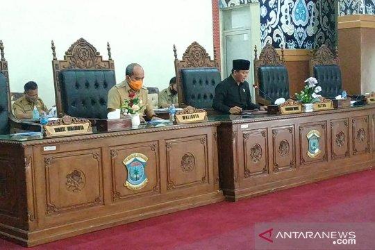 DPRD Pangkalpinang setujui Raperda Pertanggungjawaban Pelaksanaan APBD 2019