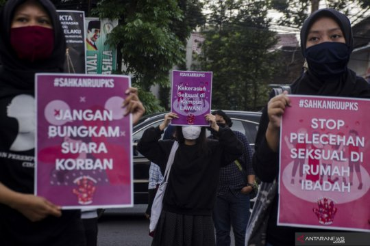 Perlu gerakan bersama wujudkan UU Penghapusan Kekerasan Seksual