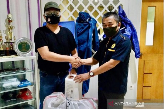 IDI Kota Makassar serahkan bantuan korban bencana banjir bandang Luwu Utara