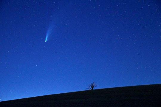 Malam nanti Komet Neowise melintas, Lapan: Terlihat baik setelah maghrib