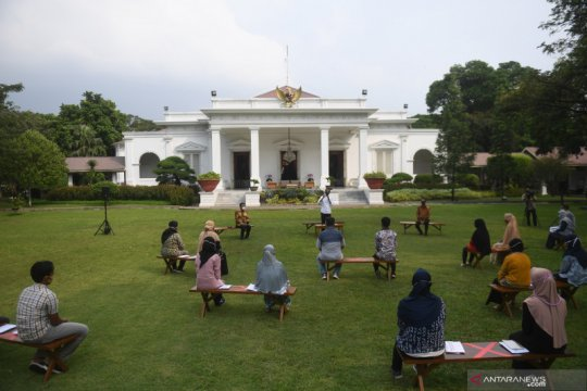 Presiden berikan bantuan modal kerja