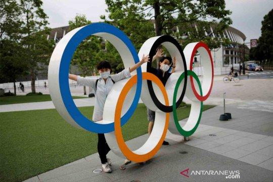 Masa tinggal atlet Olimpiade di Jepang bakal lebih singkat