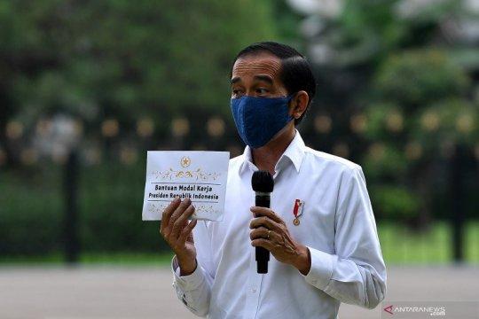 Presiden Jokowi jalani tes kesehatan rutin termasuk swab