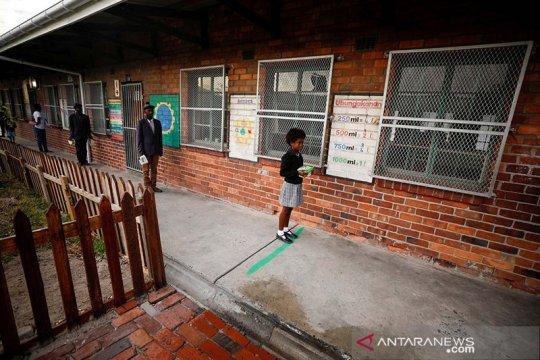 Afrika Selatan memasuki gelombang ketiga pandemi COVID-19