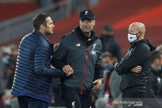 Klopp menjawab tudingan arogansi timnya yang dilayangkan Lampard