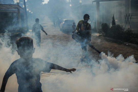 Antisipasi wabah penyakit demam berdarah dengue di Kabupaten Bandung