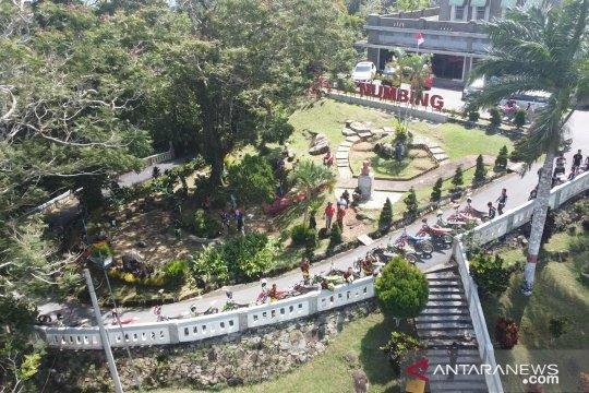 Polres Bangka Barat bantu promosikan objek wisata Menumbing