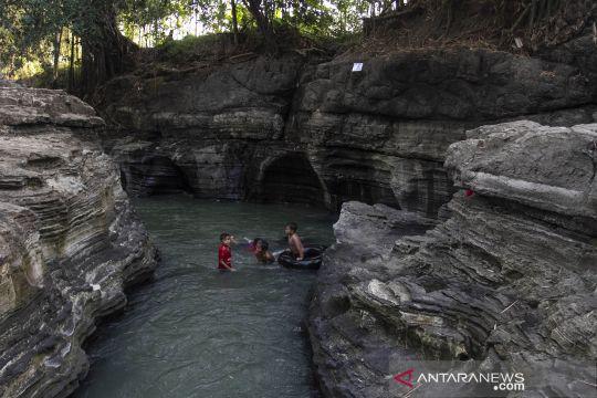 Indahnya wisata alam Batu Kapal di Yogyakarta
