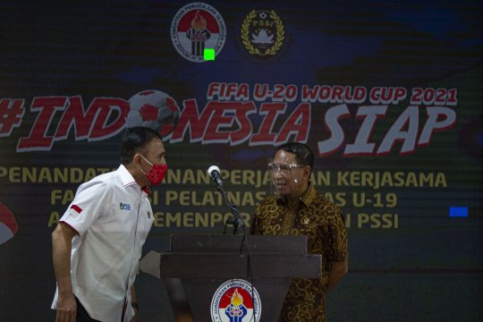 Timnas Indonesia masih menanti hasil 'swab test' COVID-19