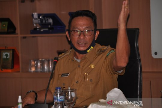 Sembilan warga Belitung Timur positif COVID-19 menjalani isolasi mandiri