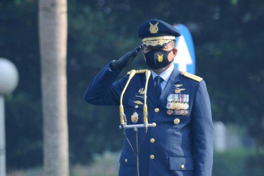 Peringatan Hari Bakti Ke-73 TNI AU, sederhana tapi sarat makna