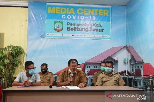 12 warga Belitung Timur dinyatakan positif COVID-19