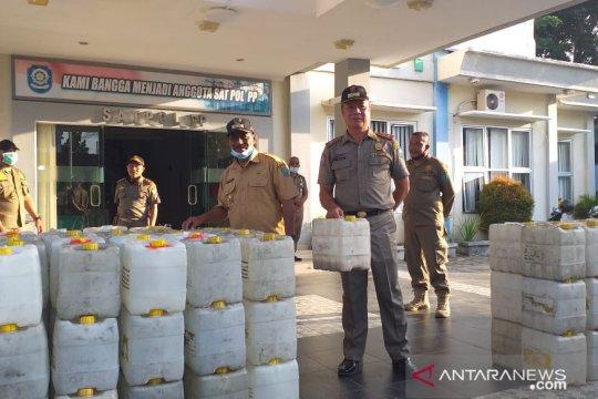 Bupati Belitung sebut ada indikasi minuman arak dipasok dari luar daerah