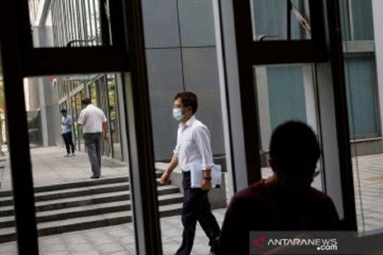 22 kasus baru COVID-19 muncul di China, termasuk 14 kasus impor