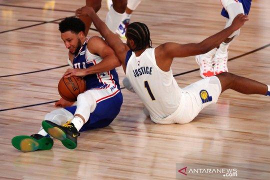 NBA : Pacers kalahkan 76ers, TJ Warren torehkan 53 poin