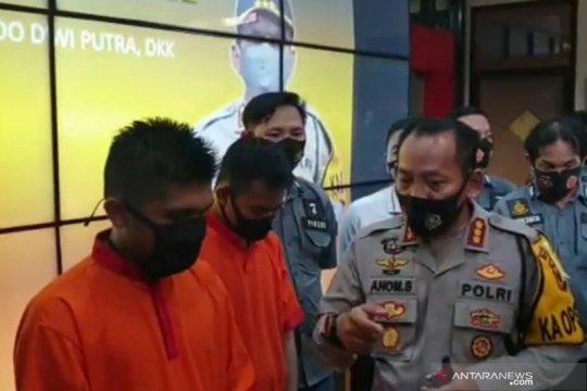 Polisi tahan dua youtuber prank